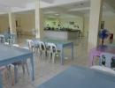 クラークAELC 食堂