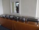 バコロドE-ROOM 食堂