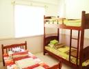 バギオBECI 3人部屋