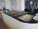 Baysideプレミアムキャンパス 食堂