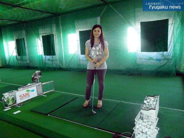 セブSME ゴルフ練習場