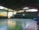 クラークCIP 体育館