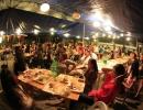クラークCIP BBQパーティー