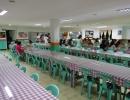 クラークGS 食堂