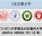 マニラC21 フィリピン大学進学プログラム