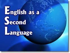 English as a Second Language
